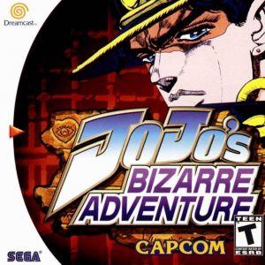 Jojo S Bizarre Adventure Rom Download Free For Sega Dreamcast Usa
