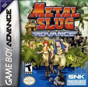 Metal Slug Advance Rom Download Free For Gameboy Advance Usa