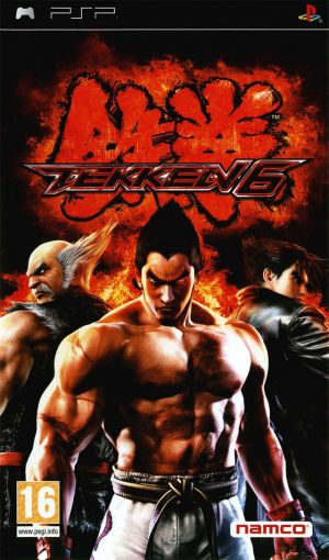 Tekken 6 Rom Download Free For Playstation Portable Europe